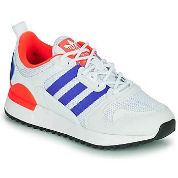 Boty Děti Nízké tenisky adidas Originals ZX 700 HD J Modrá / Bílá / Červená