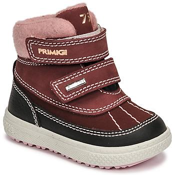 Boty Dívčí Zimní boty Primigi BARTH 19 GTX Bordó