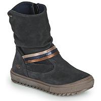 Boty Dívčí Zimní boty Primigi FLAKE GTX Černá