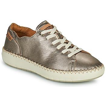 Boty Ženy Nízké tenisky Pikolinos MESINA W6B Stříbrná