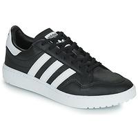 Boty Nízké tenisky adidas Originals MODERN 80 EUR COURT Černá / Bílá