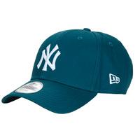 Textilní doplňky Kšiltovky New-Era LEAGUE ESSENTIAL 9FORTY NEW YORK YANKEES Modrá