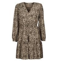 Textil Ženy Krátké šaty See U Soon 21221194 Khaki