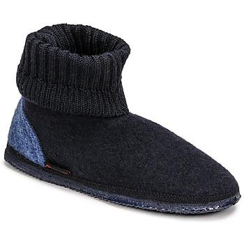 Boty Papuče Giesswein KRAMSACH Tmavě modrá