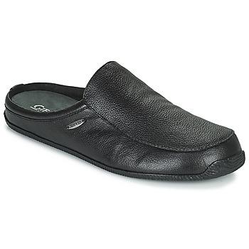 Boty Muži Papuče Giesswein MANTA Černá