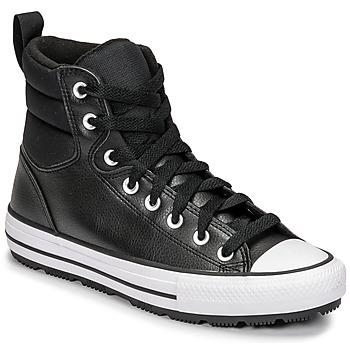 Boty Muži Kotníkové tenisky Converse CHUCK TAYLOR ALL STAR BERKSHIRE BOOT COLD FUSION HI Černá
