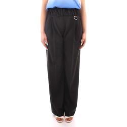 Textil Ženy Turecké kalhoty / Harémky Marella PANTS Černá