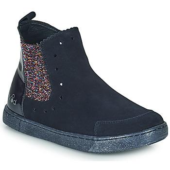 Boty Dívčí Kotníkové boty Mod'8 BLANOU Tmavě modrá