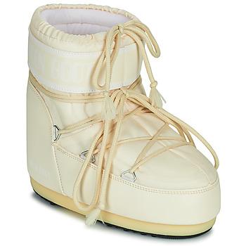 Boty Ženy Zimní boty Moon Boot MOON BOOT ICON LOW 2 Krémová