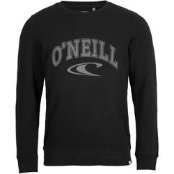 Textil Muži Mikiny O'neill LM State Crew Černá