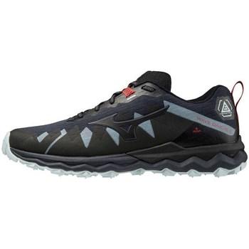 Boty Muži Běžecké / Krosové boty Mizuno Wave Daichi 6 Modré