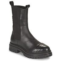 Boty Ženy Kotníkové boty Ikks BT80095 Černá