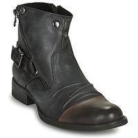 Boty Muži Kotníkové boty Kdopa DETROIT Černá