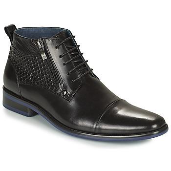 Boty Muži Kotníkové boty Kdopa JACKSON Černá