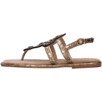 Boty Ženy Sandály Alma Blue V21BL9013 Hnědá