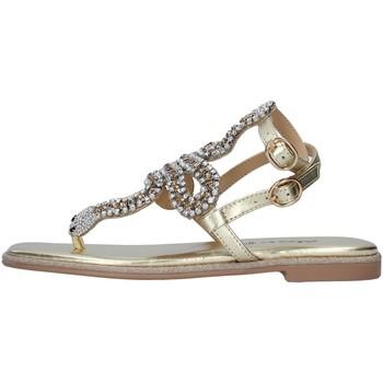 Boty Ženy Sandály Alma En Pena V21415 Zlatá