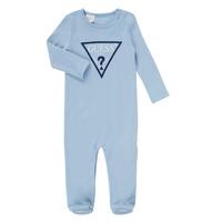 Textil Chlapecké Pyžamo / Noční košile Guess THEROI Modrá
