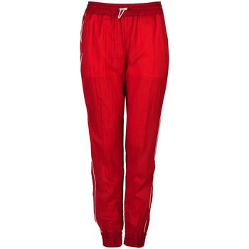 Textil Ženy Teplákové kalhoty Patrizia Pepe  Červená
