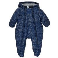 Textil Dívčí Prošívané bundy Petit Bateau BETTA Tmavě modrá