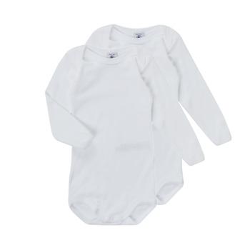 Textil Děti Pyžamo / Noční košile Petit Bateau TESSA Bílá