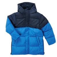 Textil Chlapecké Parky Petit Bateau KAYS Modrá