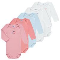Textil Dívčí Pyžamo / Noční košile Petit Bateau PUNIKA