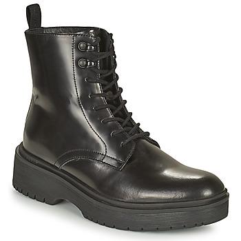 Boty Ženy Kotníkové boty Levi's BRIA Černá