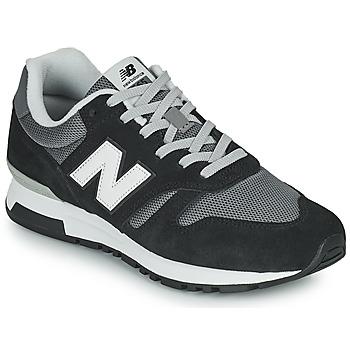 Boty Muži Nízké tenisky New Balance 565 Černá / Šedá