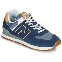 Boty Muži Nízké tenisky New Balance 574 Modrá