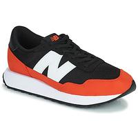 Boty Muži Nízké tenisky New Balance 237 Černá / Oranžová