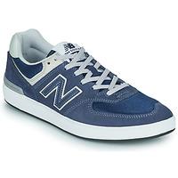 Boty Muži Nízké tenisky New Balance AM574 Modrá