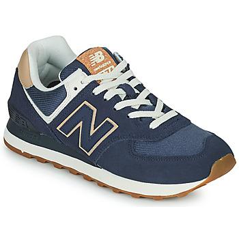 Boty Ženy Nízké tenisky New Balance 574 Modrá