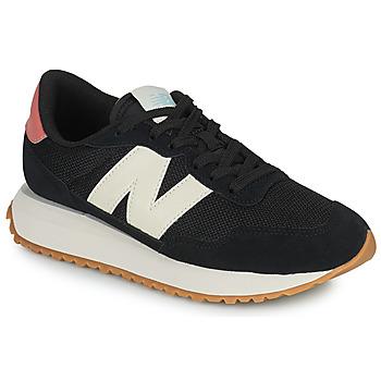 Boty Ženy Nízké tenisky New Balance 237 Černá / Bílá / Růžová