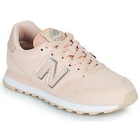 Boty Ženy Nízké tenisky New Balance 500 Růžová