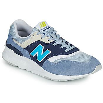Boty Ženy Nízké tenisky New Balance 997 Bílá / Modrá