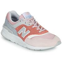 Boty Ženy Nízké tenisky New Balance 997 Růžová / Šedá
