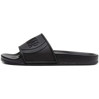 Boty Muži pantofle Colmar Slipper Logo Černé