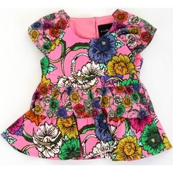Textil Dívčí Krátké šaty John Richmond RIP21030VE Růžová