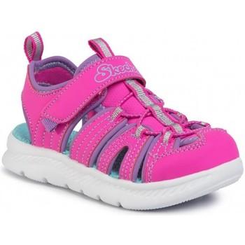 Boty Dívčí Sandály Skechers SANDALIAS NIÑA  302100L Růžová