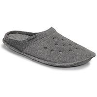 Boty Papuče Crocs CLASSIC SLIPPER Šedá
