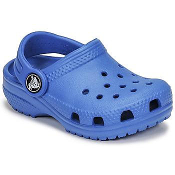 Boty Děti Pantofle Crocs CLASSIC CLOG K Modrá