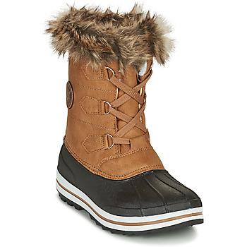 Boty Děti Zimní boty Kimberfeel ADRIANA2 Béžová