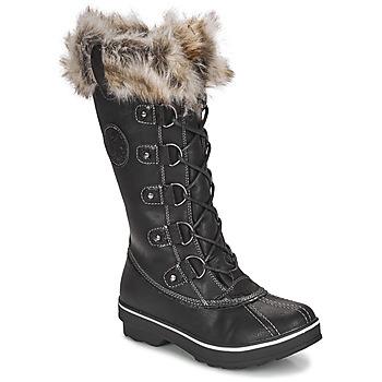 Boty Ženy Zimní boty Kimberfeel BEVERLY Černá