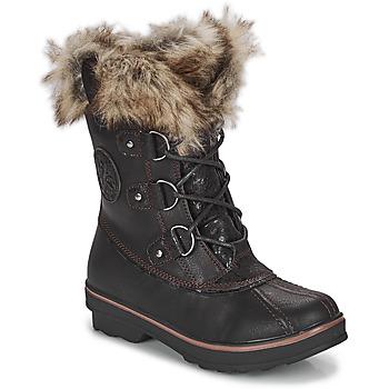 Boty Ženy Zimní boty Kimberfeel CAMILLE Černá