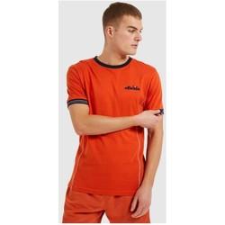 Textil Muži Trička s krátkým rukávem Ellesse CAMISETA HOMBRE  SHI11287 Oranžová