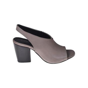 Boty Ženy Sandály Bueno Shoes N1002 Hnědý