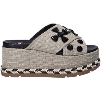 Boty Ženy Dřeváky Exé Shoes G470017144581 Šedá