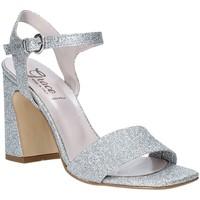 Boty Ženy Sandály Grace Shoes 2384002 Stříbrný
