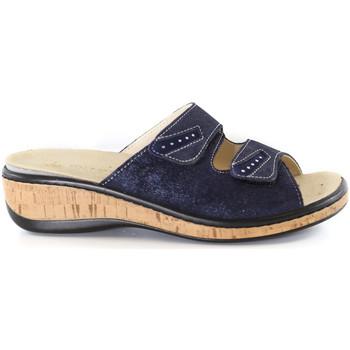 Boty Ženy Sandály Susimoda 1901P Modrý