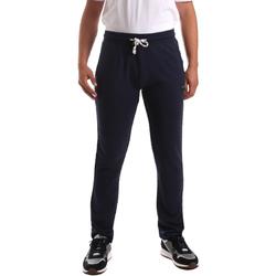 Textil Muži Kalhoty Key Up 2F36E 0001 Modrý